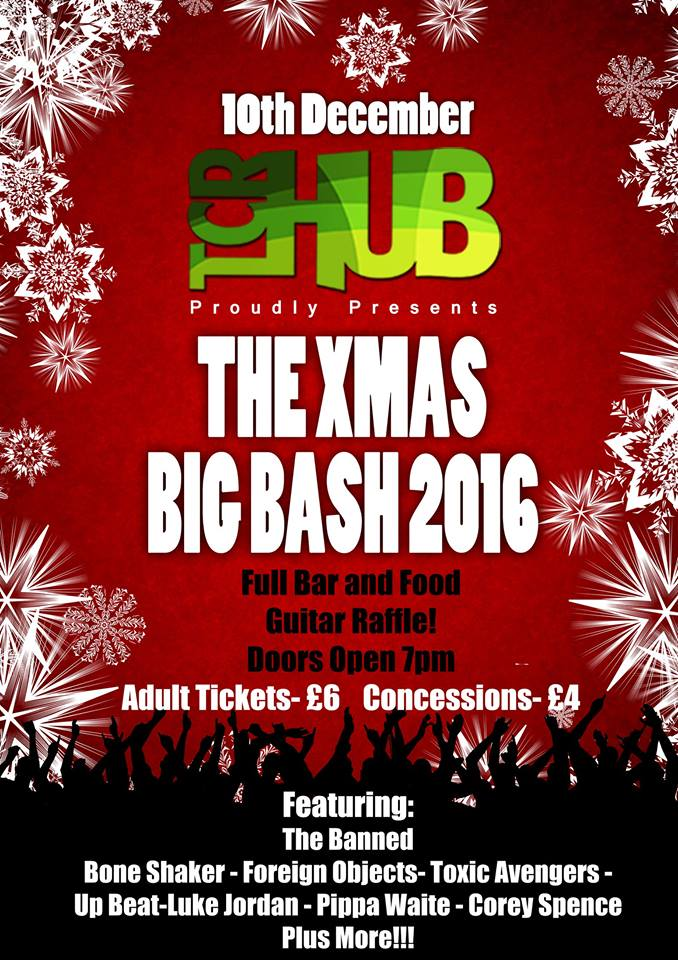 The Big Bash 2016