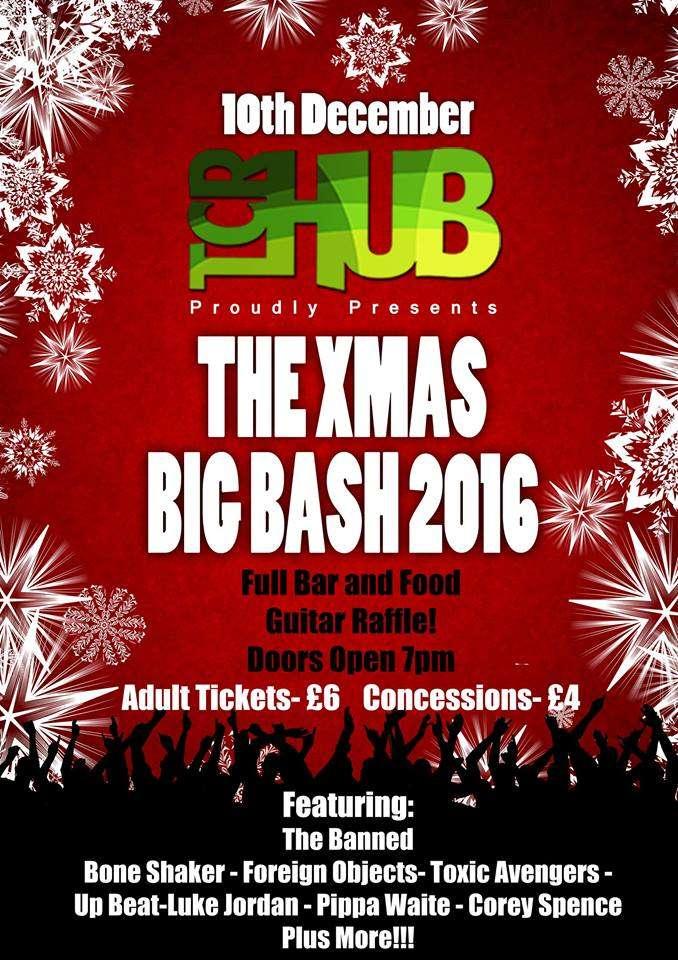 The Big Bash 2016