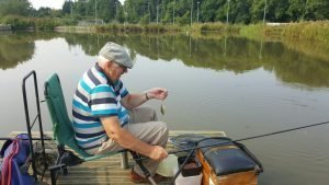 Fishing at the Hub