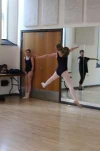 Ballet at TCR Hub