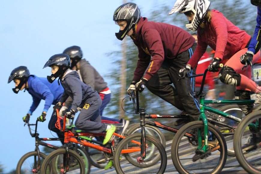 BMX at TCR Hub