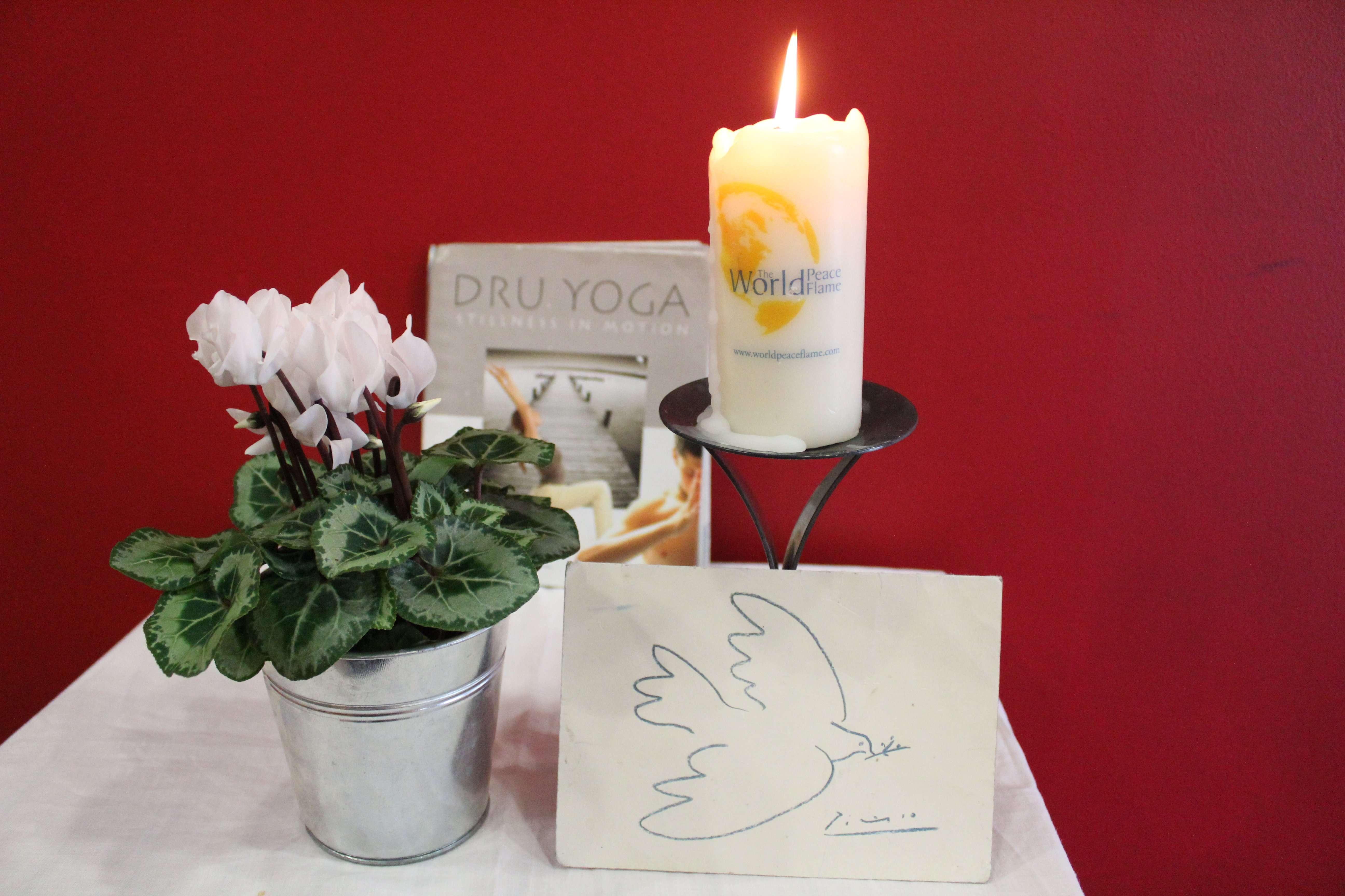 Dru Yoga with Gillian