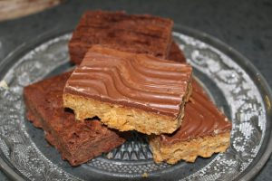 Chocolate Tray Bakes