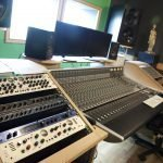 Music Studio at TCR Hub