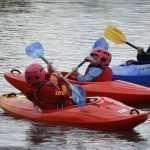 Canoe Party 4