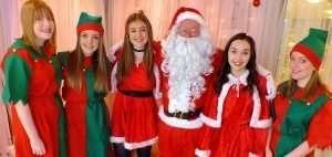 Christmas at the TCR Hub