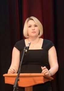 Sara Davies MBE Keynote Speaker crafter's companion founder