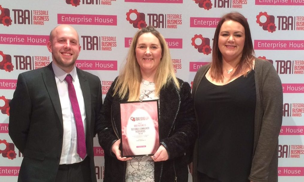 TCR Hub Teesdale Business Awards