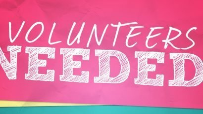 Volunteering opportunities available at The TCR Hub