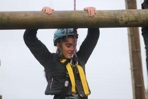 climbing Teesdale