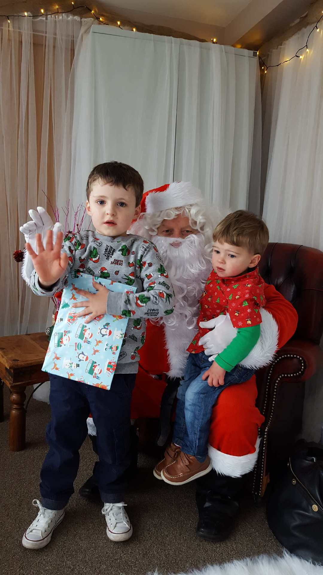 Christmas celebrations at The Hub