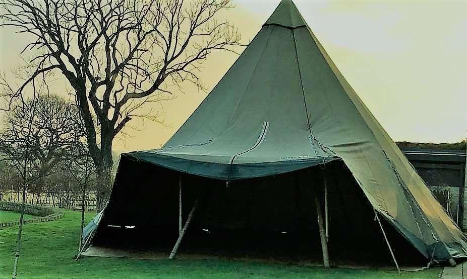 Camping Barnard Castle