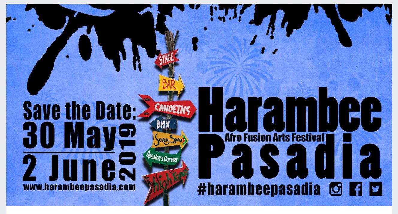 Harambee Pasadia: Afro Fusion Arts Festival