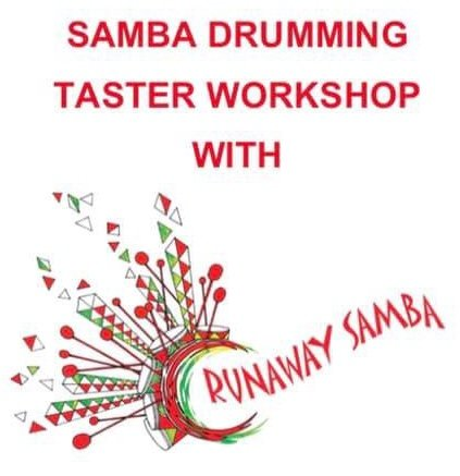Samba Drumming Taster Workshop