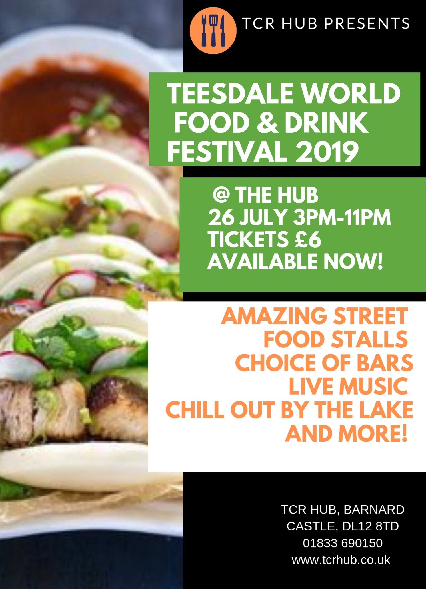Teesdale World Food & Drink Festival