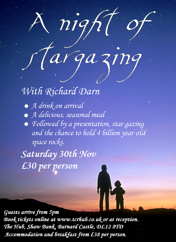Stargazing TCR Hub