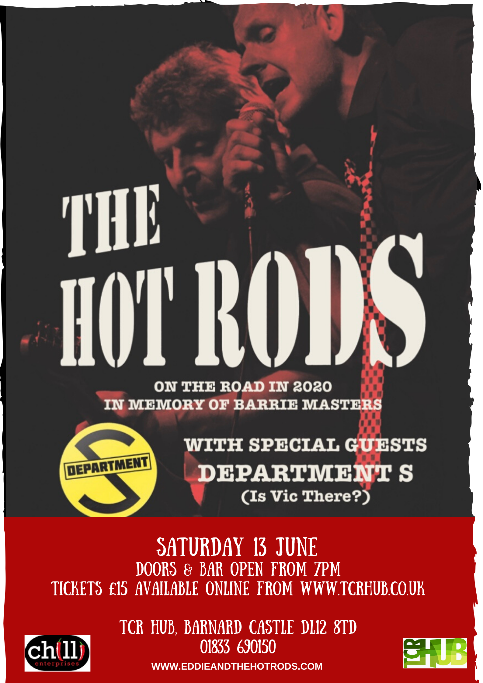 Hot Rods & Special Guests Department S