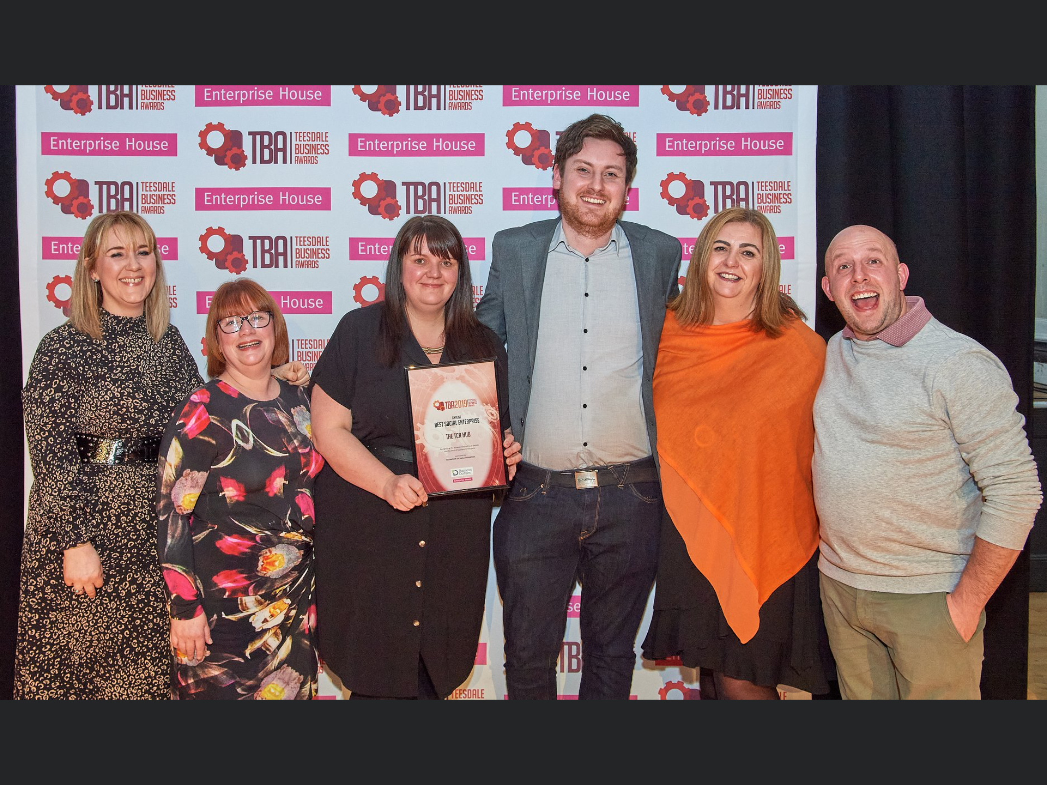 Finalists in the 2019 Teesdale Business Awards