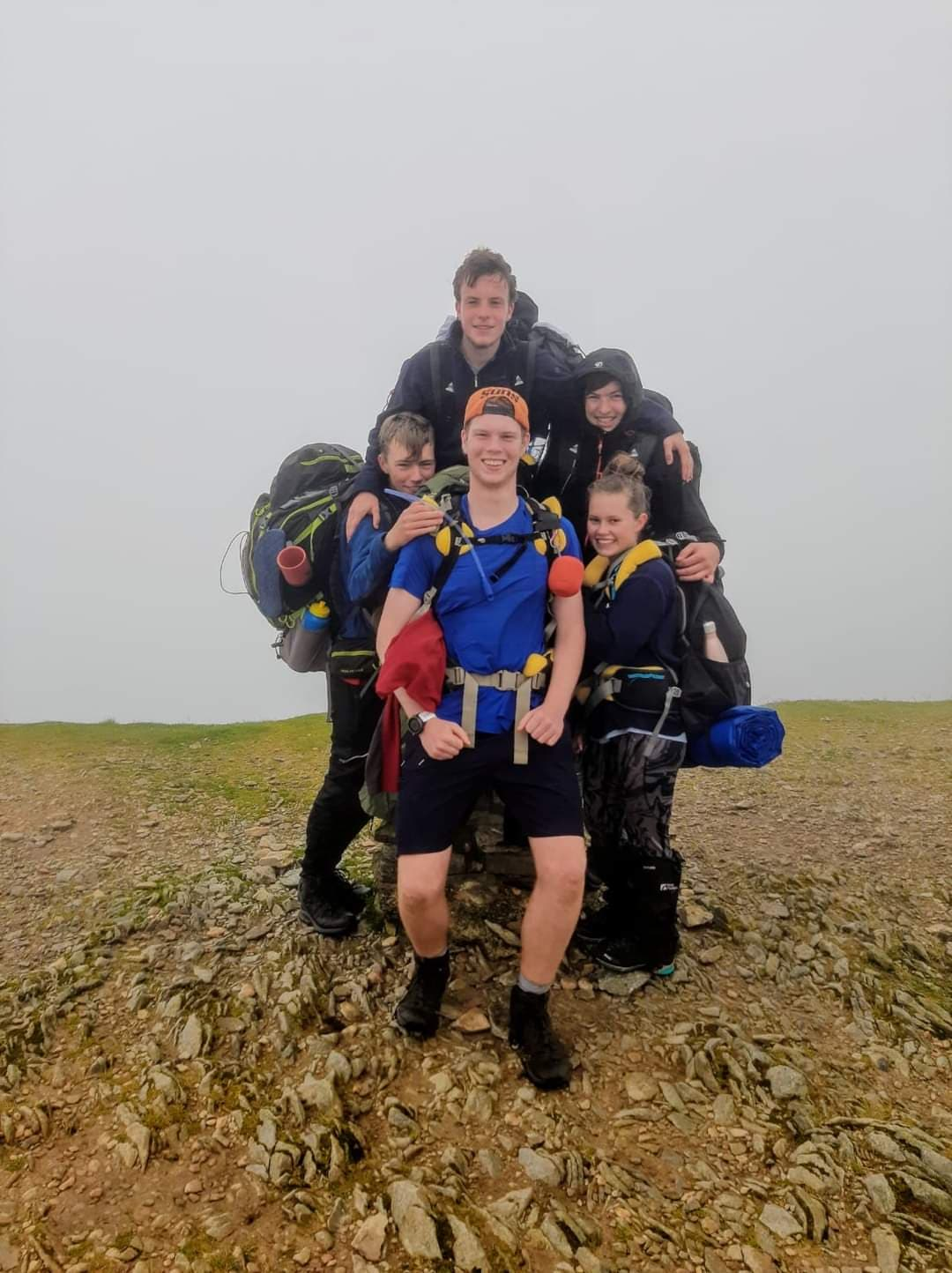 TCR HUB Duke of Edinburgh Award