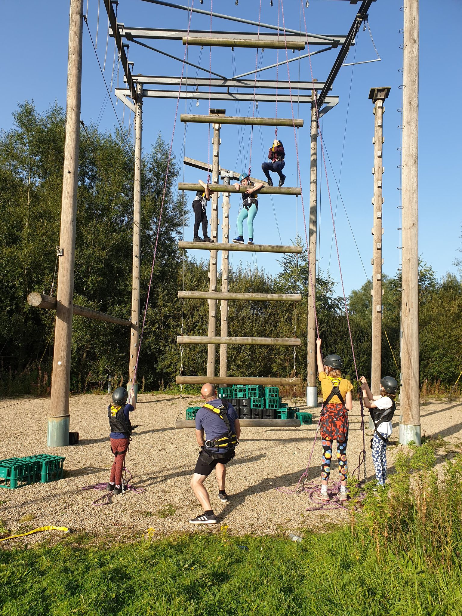 TCR Hub High Ropes 2020 2