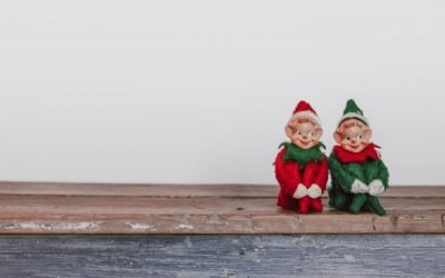 The Barney Elf Army