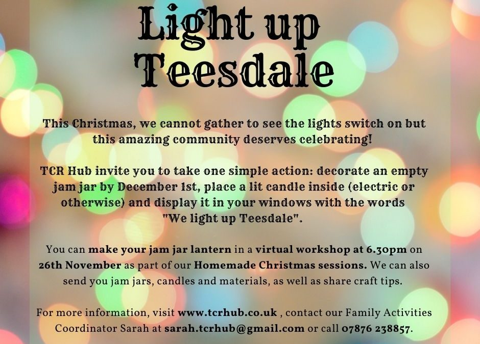 Light Up Teesdale