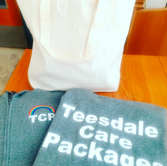 Teesdale Care Packages