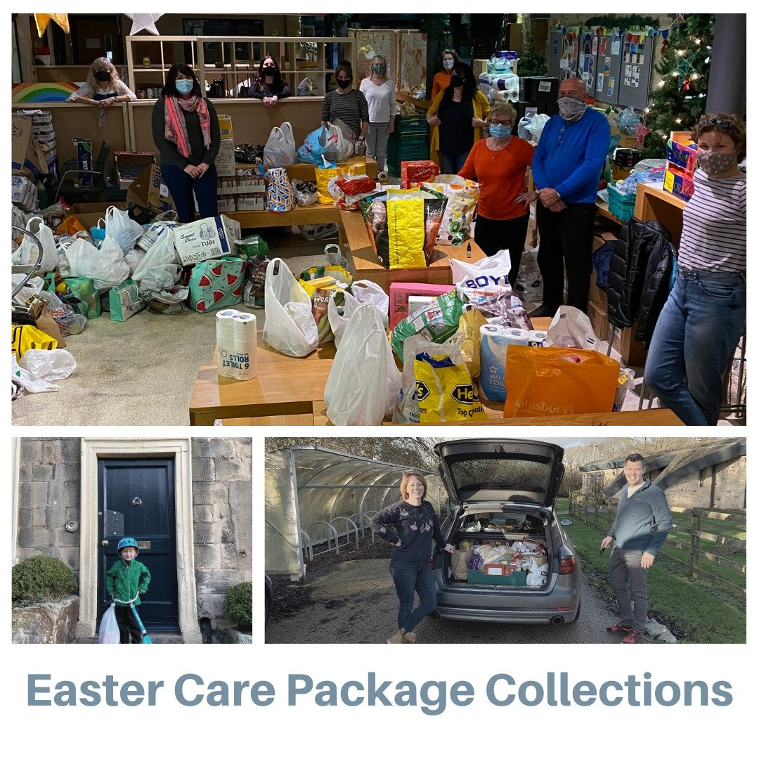 Easter Care Packages TCR Hub