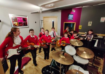 music lessons TCR Hub