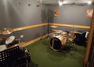 Music Lessons Drums TCR Hub