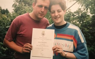 A very special Duke of Edinburgh connection with Teesdale family