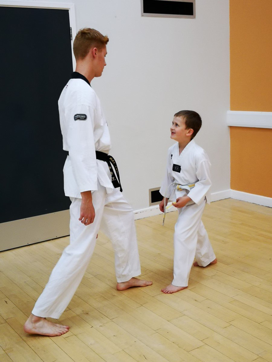 Katey Wallace Taekwondo