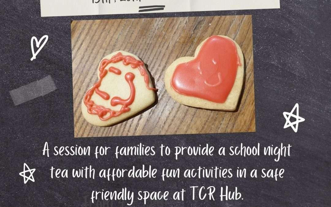 TCR launch Family Social Club