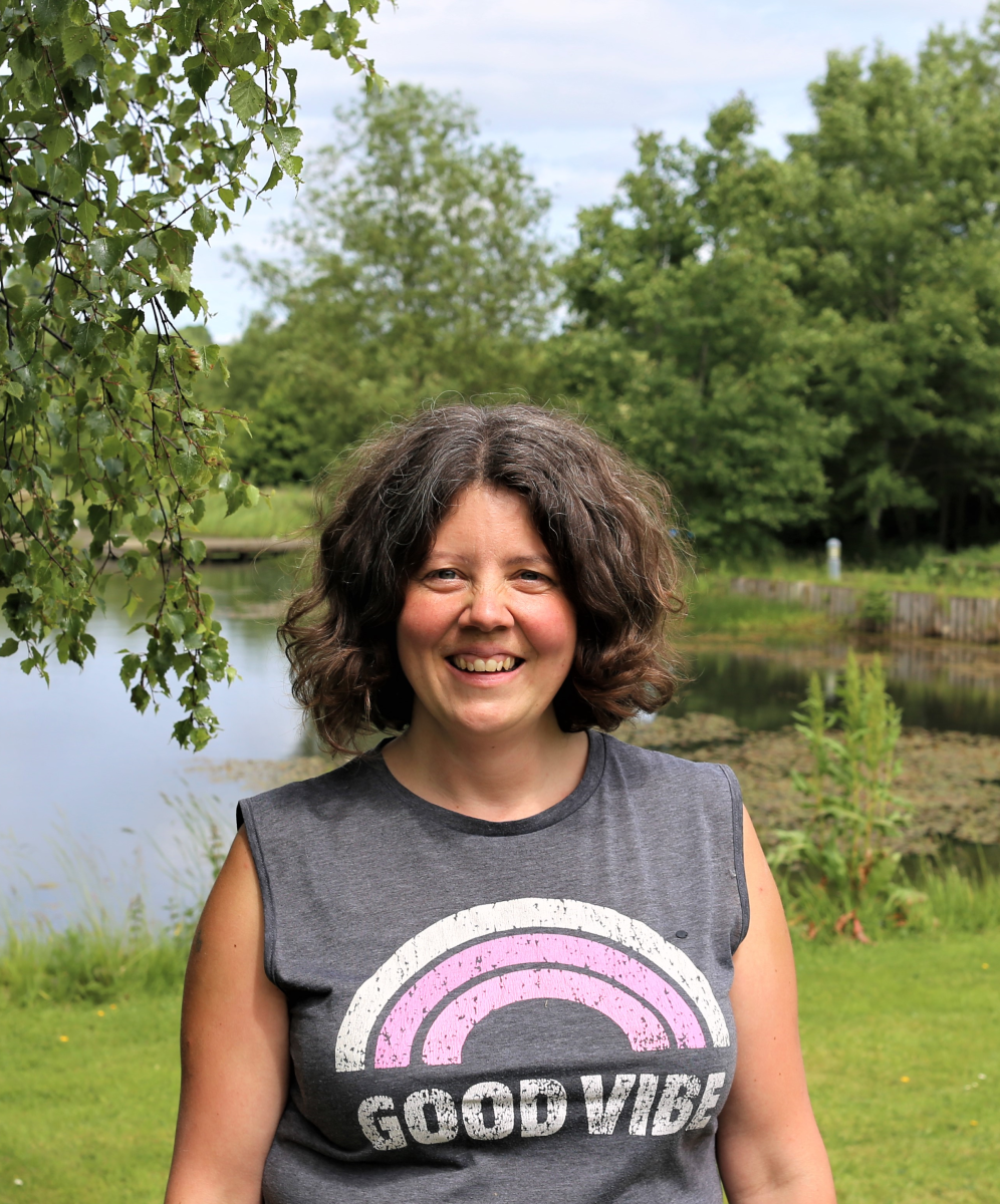 Sarah Gent Family Activities Coordinator TCR Hub