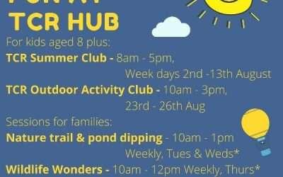 Summer Fun at the Hub!