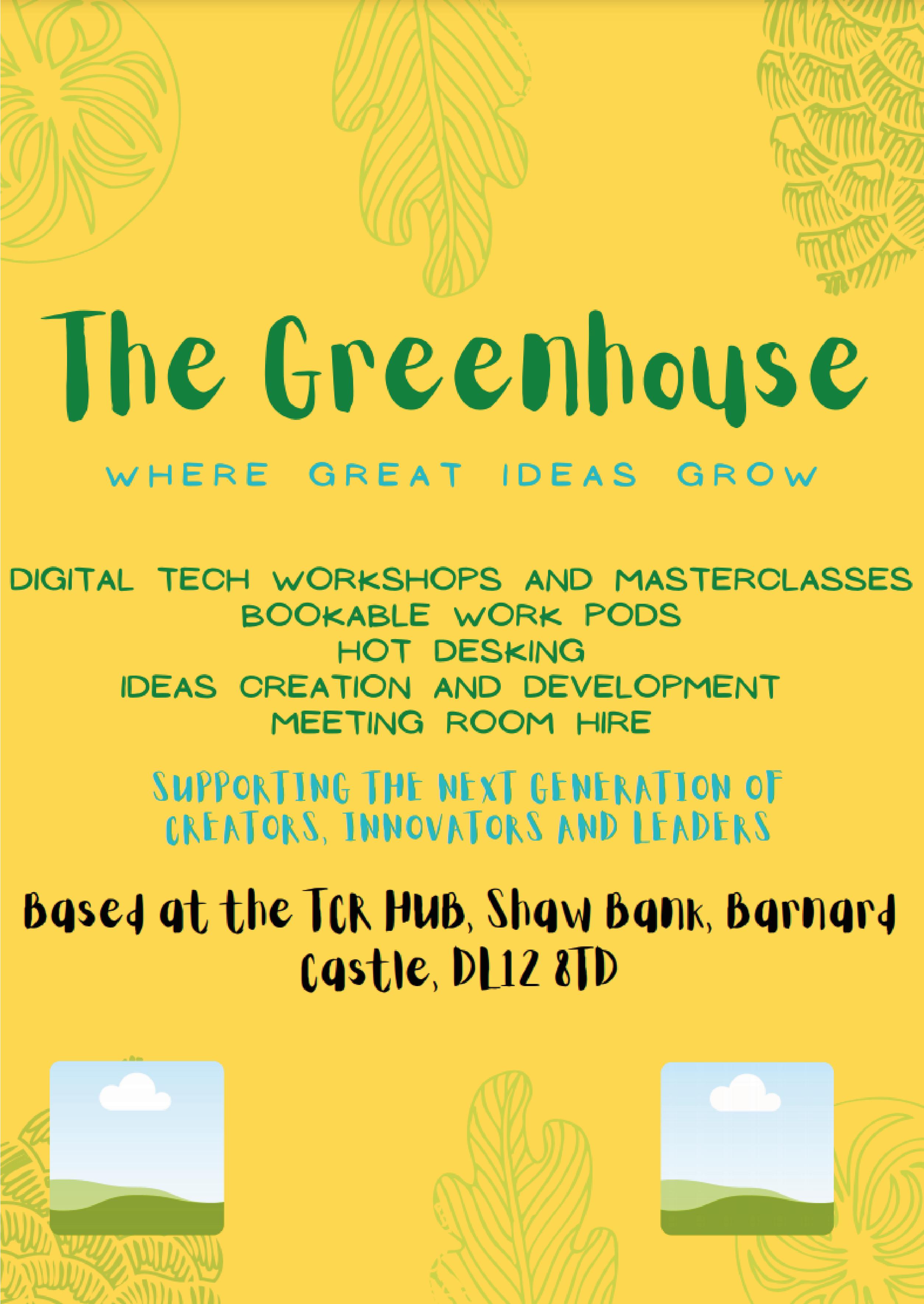 The Greenhouse TCR Hub