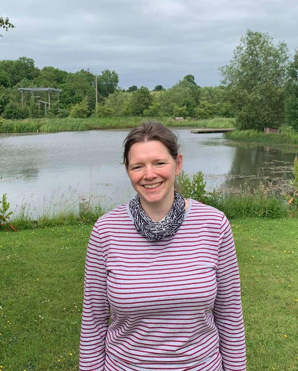 Jane Woodward TCR Hub Family Coordinator
