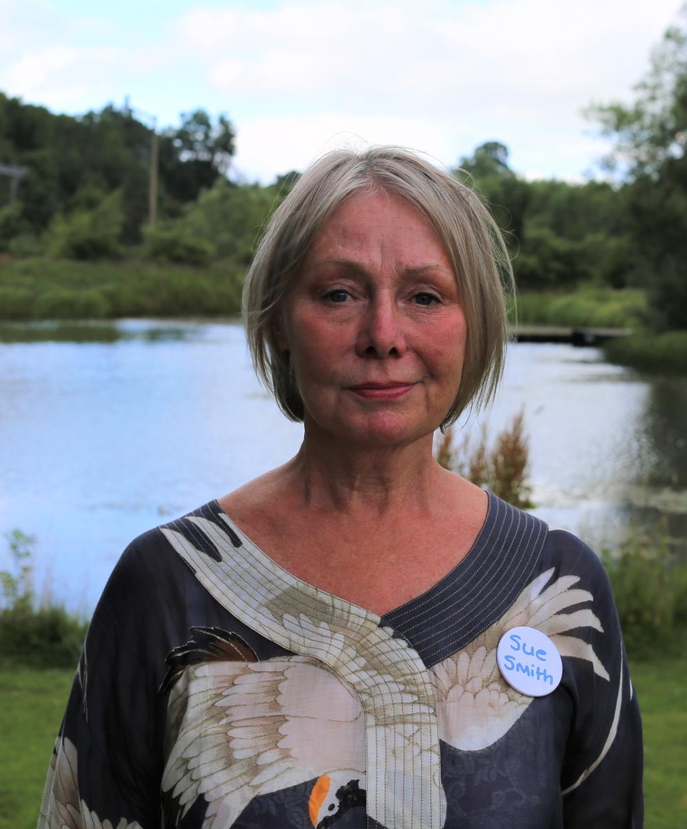 Sue Smith Trustee TCR Hub