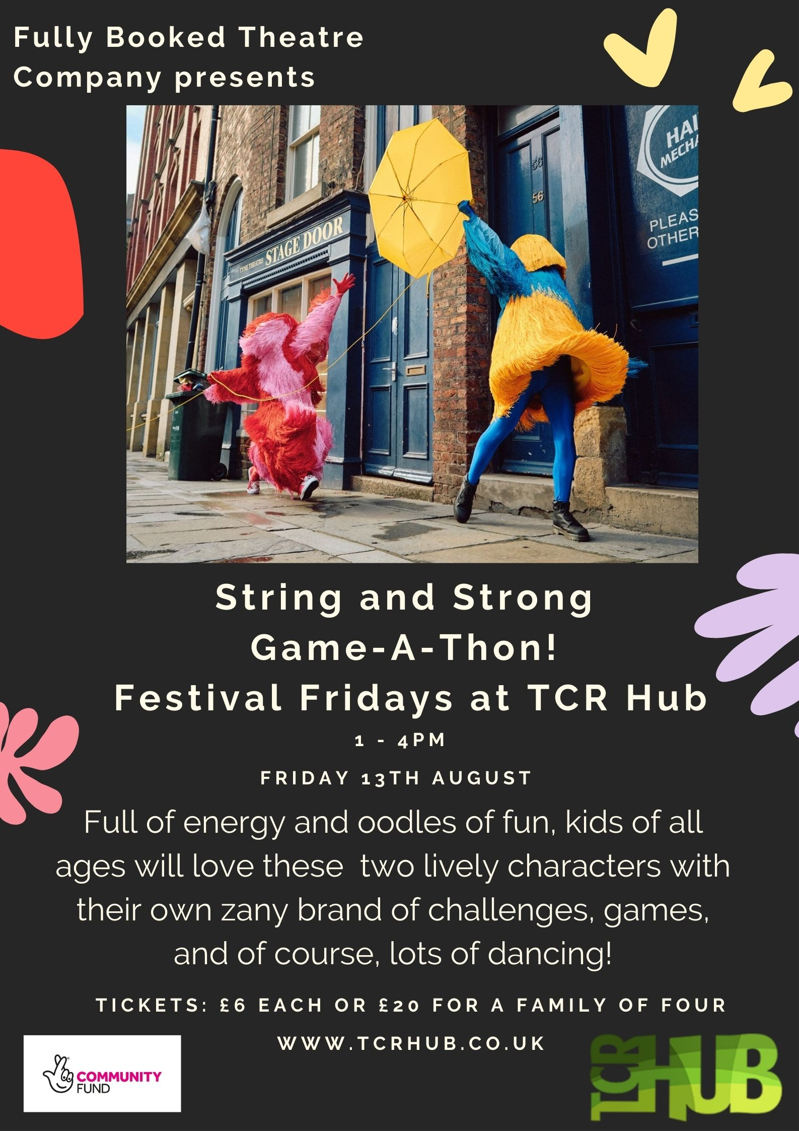 String and Strong TCR Hub August 2021