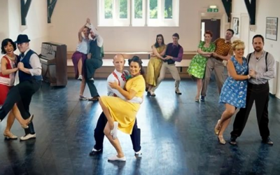 Lindy Hop to Happiness